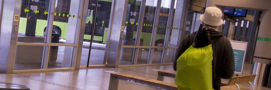 Om Oslo bussterminal