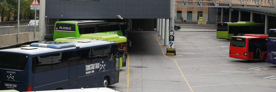 Kjøreregler på terminalen
