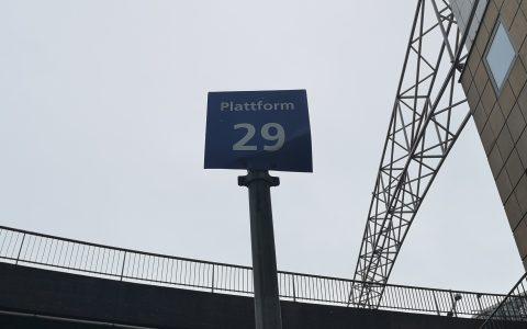 Plattformendring for rute 36E og linje 9